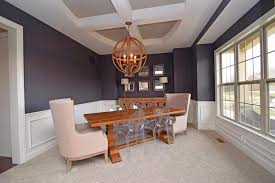 Dining Rooms With Wainscoting Dining Room With Carpet U0026 Wainscoting In Cincinnati Oh Zillow
