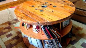 new 50 electrical spool table creative ideas 2016 part 1 youtube
