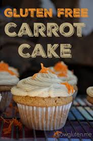 easy gluten free carrot cake know gluten