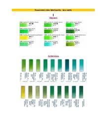 comment faire du beige en peinture comment obtenir de jolis verts en aquarelle mélanges ou verts du