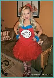 2 Halloween Costumes Diy U201cthing U201d Halloween Costume U2013 Blonde