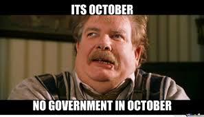 Shutdown Meme - government shutdown by saguilar813 meme center