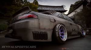 custom nissan 240sx s14 the military nissan silvia s14 revival sports cars