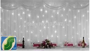 led curtain wedding backdrop tbrb info