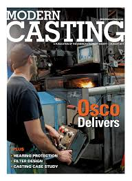 modern casting archives afs american foundry society