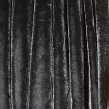 jn00417 black velvet 85 15 silk rayon blend soft deep drape luxe