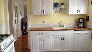 Home Depot Cabinet Doors Diy Kitchen Cabinets Ikea Vs Home Depot House And Hammer