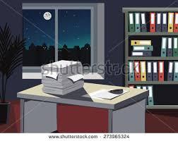 Vacancy For Interior Designer Vacancy Looking New Employee Empty Office Stock Vector 260464358