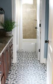 how to paint u0026 stencil tile remington avenue