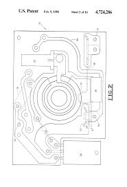 patent us4724286 adaptable rotary power control switch google