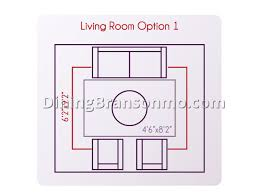 How To Choose The Right Size Rug For Your Dining Room What Size - Dining room rug size