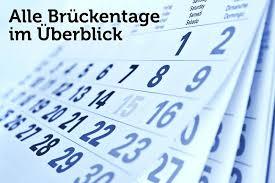 Kalender 2018 Hamburg Brückentage Brückentage 2018 So Holen Sie Das Meiste Raus Karrierebibel De