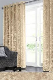 Gold Curtains 90 X 90 Eyelet Curtains Blackout U0026 Lined Eyelet Curtains Next