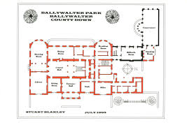 Grand Connaught Rooms Floor Plan by Ballywalter Park Northern Ireland Grand Pinterest Northern