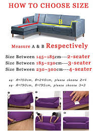 Stretch Slipcover For Couch Fabric Sofas Dansunreve Universal Sofa Cover For L Shape