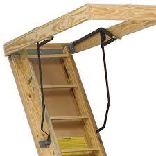 Rona Ventilateur De Plafond by échelle De Grenier Escamotable 10 Pi échelles Et Escabeaux Canac