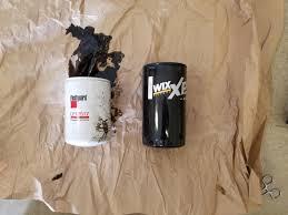 nissan titan oil filter fram oil change fyi and caution nissan titan xd forum