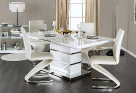 Lacquer Dining Room Sets White Lacquer Dining Table