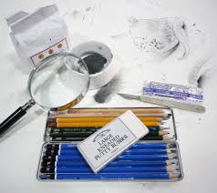 shopping for a basic tool kit for drawing anita chowdry
