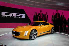 kia supercar the kia gt4 stinger concept did we overlooked its unveiling at