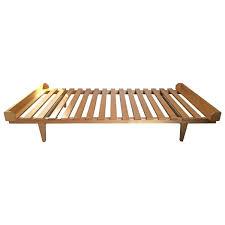 modern daybed frame midcentury modern daybed frame at stdibs