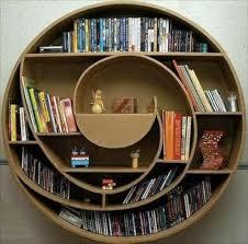 Interesting Bookshelves by 37 Best Creative Bookshelves Designs Images On Pinterest