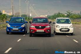 kwid renault 2015 maruti alto 800 vs renault kwid vs hyundai eon comparison video