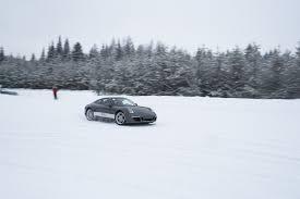porsche 911 snow porsche winter driving experience hypebeast