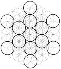 metatron u0027s cube how to draw it u2026 chemical marriage