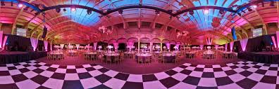 Christmas Parties Bristol Table And Dance Floor Panorama The Great Gatsby Christmas Party