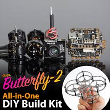 storm racing drone diy kit butterfly 2 helipal