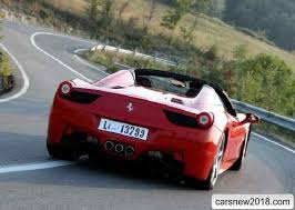 458 spider roof 2018 2019 458 spider cars reviews