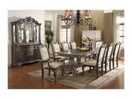 crown mark kiera formal dining room group darvin furniture
