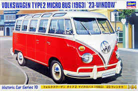 volkswagen type 2 hasegawa volkswagen type 2 micro bus kit plaza japan