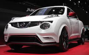 juke nismo 2013 2012 nissan juke nismo 2011 tokyo motor show motor trend