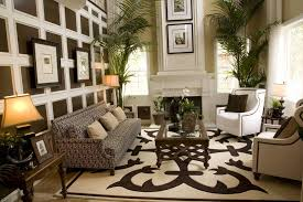 Brown And White Area Rug Caring Large Area Rug To Maintain Clean House Editeestrela Design