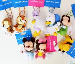 Baby Keychains Panna House Rakuten Global Marketdisney Character Baby Strap Key