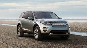 2018 discovery sport the adventure suv land rover usa
