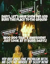 Walking Dead Meme Daryl - the walking dead memes bob stookey bob stookey pinterest