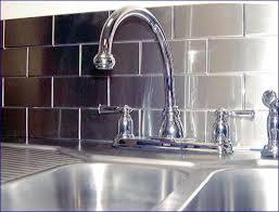stainless steel kitchen backsplash tiles stainless steel tile backsplash