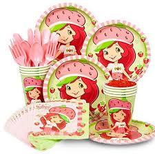 strawberry shortcake party supplies strawberry shortcake candy favors kids birthday