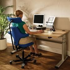 Stand Up Sit Down Desk by Posturite Deskrite 300 Sit Stand Writing Desk
