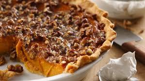 maple praline pumpkin pecan pie recipe via south end s chef