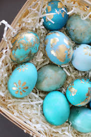 blue easter eggs time for easter eggs five gold ideas pepper design