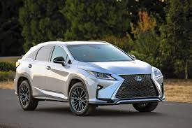 lexus lx hybrid suv luxurious lexus rx makes cheaper nx look bad in comparison la times