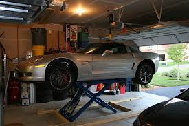 Backyard Buddy Lift Reviews Questions About Car Lifts Corvetteforum Chevrolet Corvette