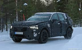 new 2017 volvo xc60 united cars united cars 2018 volvo xc60 spy shots