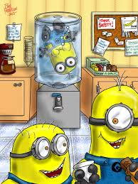 the break room at gru labs by themagictiki on deviantart