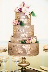 wedding cake gold 121 amazing wedding cake ideas you will cool crafts