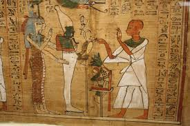What Are The Parts Of A Book Report Egyptian Book Of The Dead Ancient History Encyclopedia